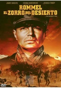 Rommel El Zorro del Desierto (Estuche Slim)
