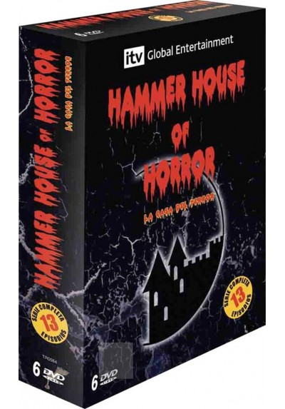 Pack Hammer House - Colección Completa