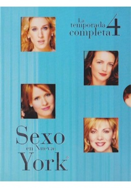 Sexo En Nueva York - 4ª Temporada Completa