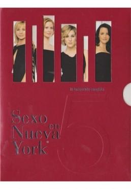 Sexo En Nueva York - 5ª Temporada Completa