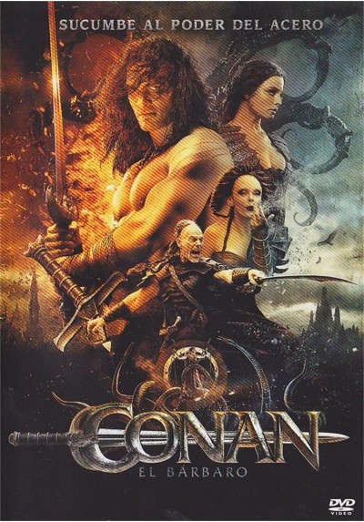 Conan El Barbaro (2011)(Conan The Barbarian)