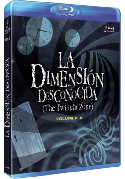 La Dimension Desconocida - Vol. 5 (Blu-Ray)(The Twilight Zone)