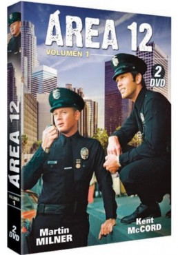 Area 12 - Volumen 1 (Adam-12)