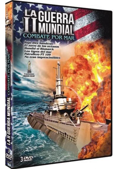 La II Guerra Mundial, Combate Por Mar