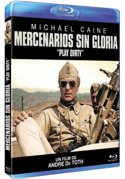 Mercenarios Sin Gloria (Blu-Ray) (Play Dirty)