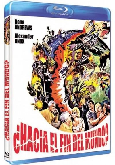 Hacia El Fin Del Mundo? (Blu-Ray) (Crack In The World)
