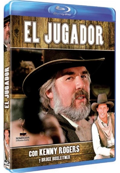 El Jugador (Blu-Ray) (Kenny Rogers As The Gambler)
