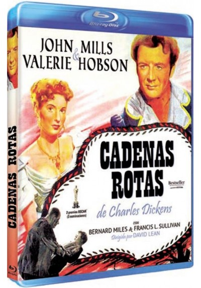 Cadenas Rotas (Blu-Ray) (Great Expectations)