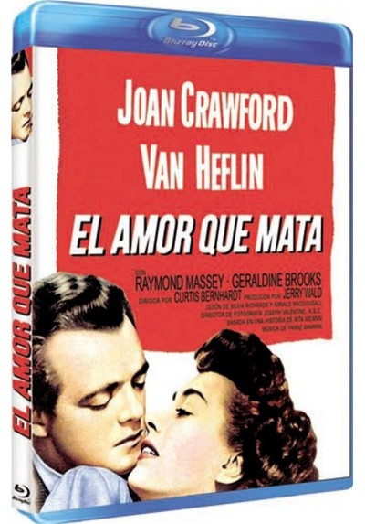 El Amor Que Mata (Blu-Ray) (Possessed)