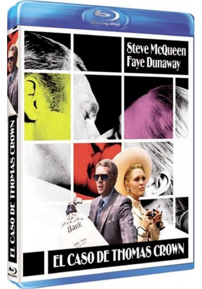 El Caso De Thomas Crown (Blu-Ray) (The Thomas Crown Affair)