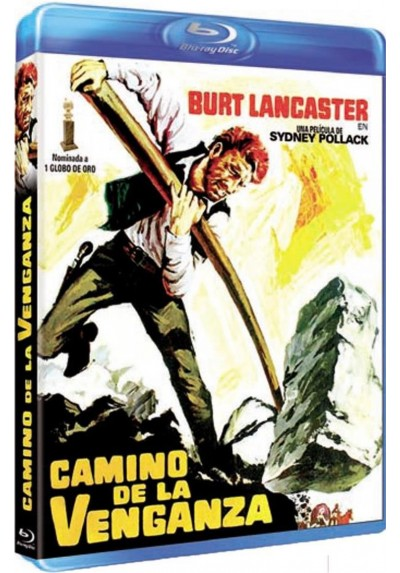 Camino De La Venganza (Blu-Ray) (The Scalphunters)