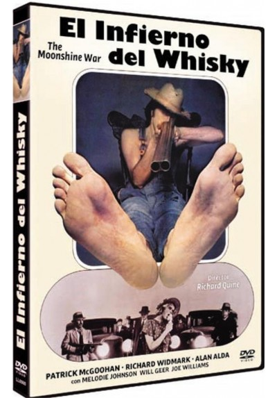 El Infierno Del Whisky (The Moonshine War)