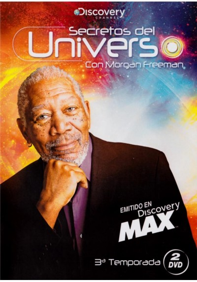 Discovery Channel : Secretos Del Universo Con Morgan Freeman (3ª Temporada)