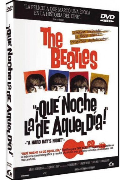 Que Noche La De Aquel Dia! (A Hard Day´s Night)
