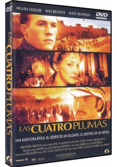 Las Cuatro Plumas (2002) (The Four Feathers)