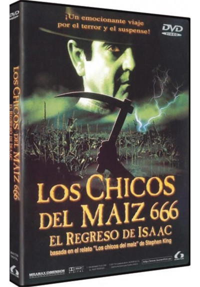Los Chicos Del Maiz 666, El Regreso De Isaac (Children Of The Corn 666, Issac'S Return)
