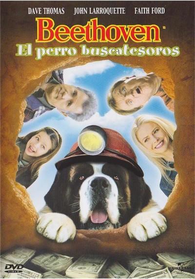 Beethoven : El Perro Buscatesoros (Beethoven´s 5th)