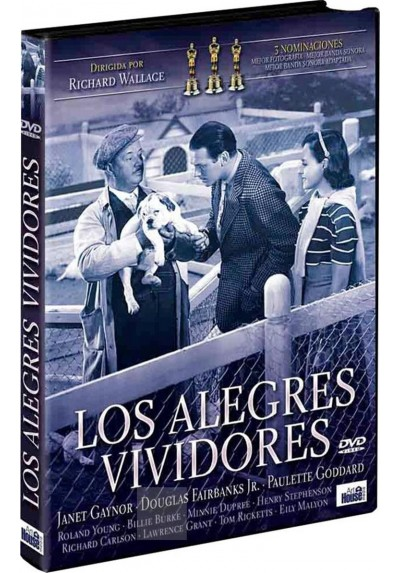 Los Alegres Vividores (The Young in Heart)