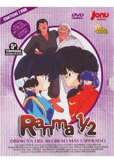 Ranma 1/2 - 5ª Temporada (Digipack)