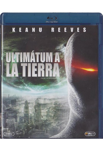 Ultimatum A La Tierra (2008) (Blu-Ray) (The Day The Earth Stood Still)