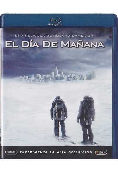 El Dia De Mañana (Blu-Ray) (The Day Afer Tomorrow)