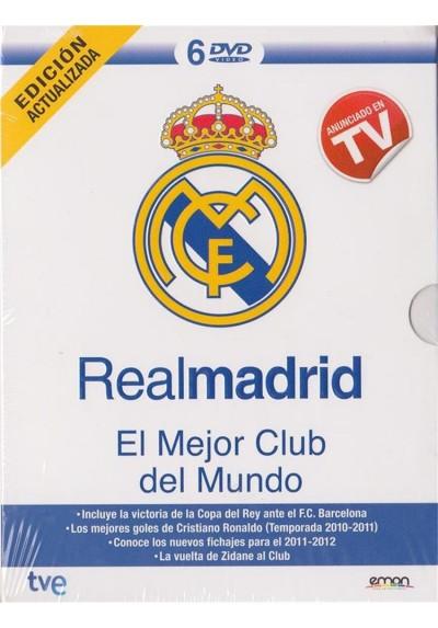 Real Madrid, El mejor Club del mundo