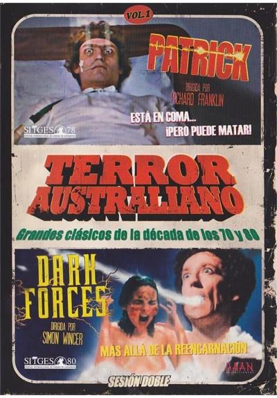 Terror Australiano - Vol. 1 : Patrick / Dark Forces (Mas Alla De La Reencarnacion)