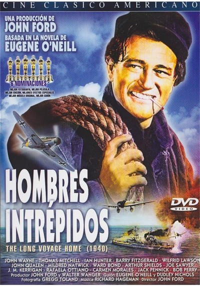 Hombres Intrepidos (The Long Voyage Home)