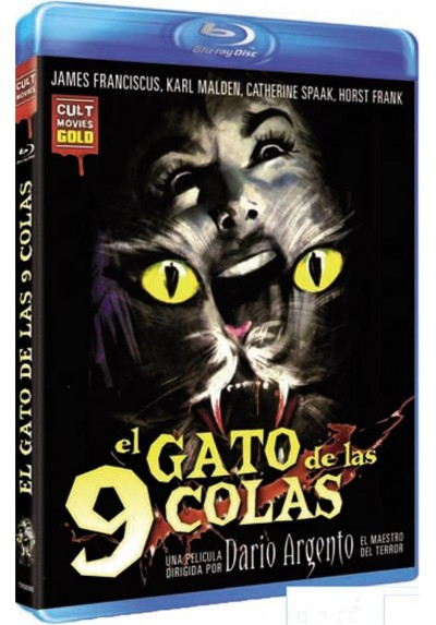 El Gato De Las 9 Colas (Blu-Ray) (Il Gatto A Nove Code)