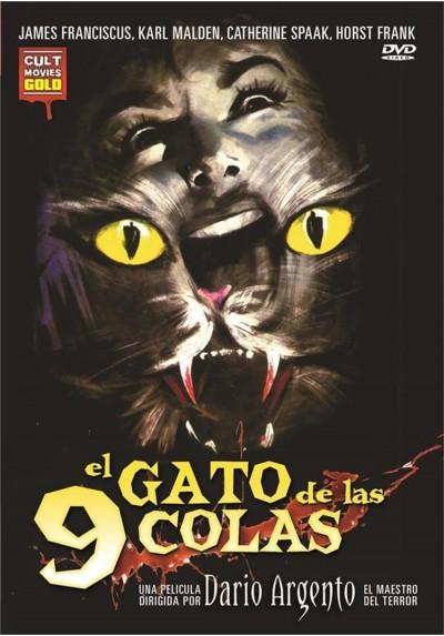 El Gato De Las 9 Colas (Il Gatto A Nove Code)