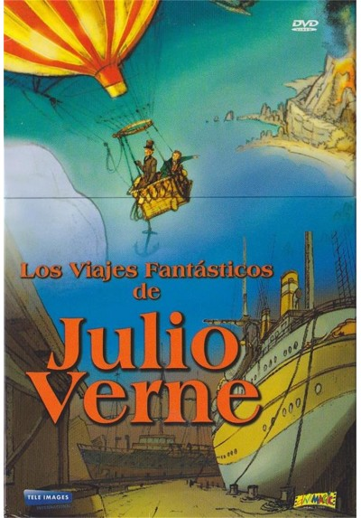 Los Viajes Fantasticos De Julio Verne