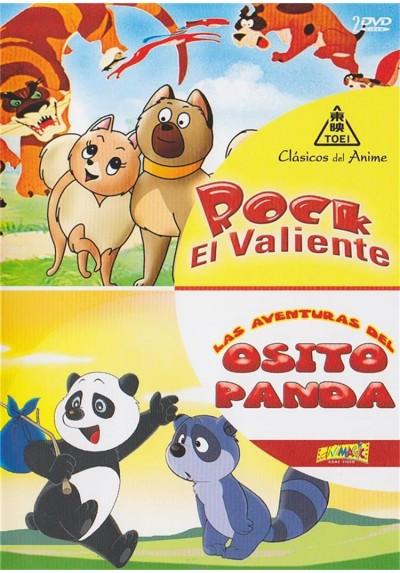 Rock El Valiente / Las Aventuras Del Osito Panda