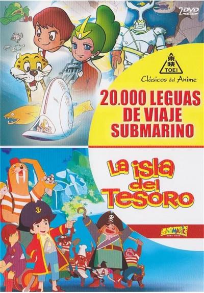 20.000 Leguas De Viaje Submarino / La Isla Del Tesoro