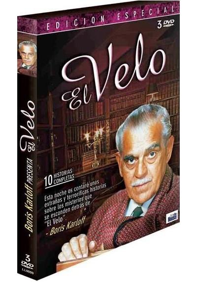 El Velo: Boris Karloff - Serie Completa (The Veil)