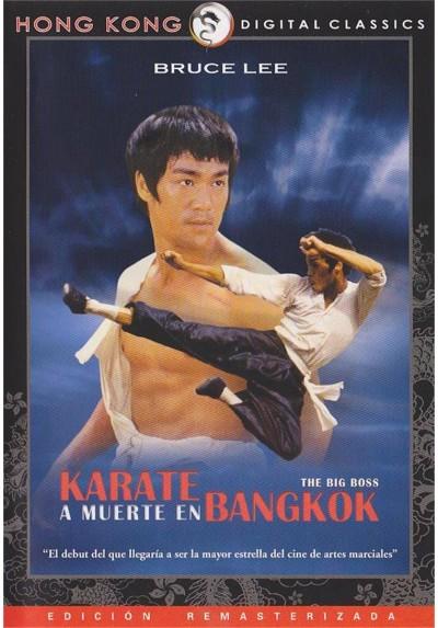 Karate A Muerte En Bangkok (Tang Shan Da Xiong)
