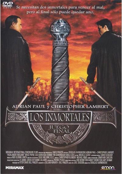 Los Inmortales : Juego Final (Highlander : Endgame)