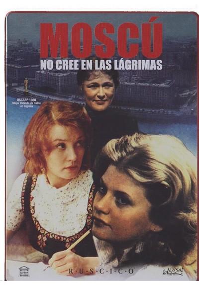 Moscu No Cree En Las Lagrimas (Ed. Limitada - Metalica) (Moskva Slezam Nie Verit)