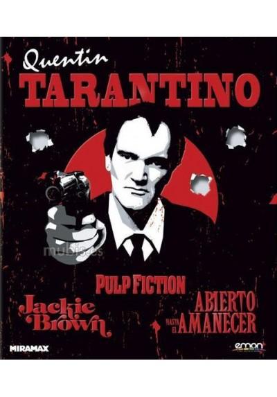 Quentin Tarantino (2012) (Pack)