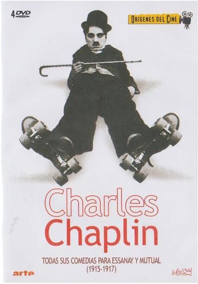 Charles Chaplin : Todas Sus Comedias Para Essanay Y Mutual