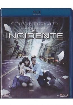 El Incidente (Blu-Ray) (The Happening)