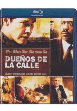 Dueños De La Calle (Blu-Ray) (Street Kings)