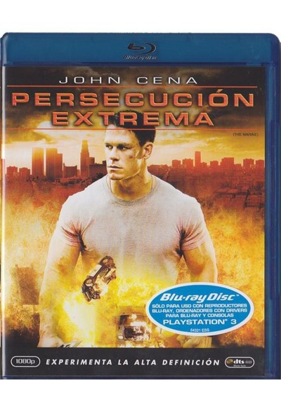 Persecucion Extrema (Blu-Ray) (The Marine)