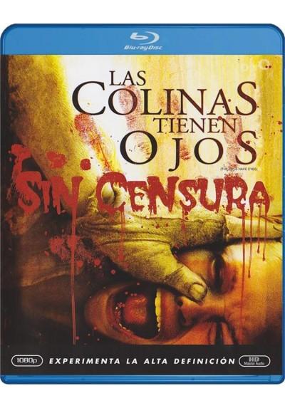 Las Colinas Tienen Ojos (2006) (Blu-Ray) (The Hills Have Eyes)