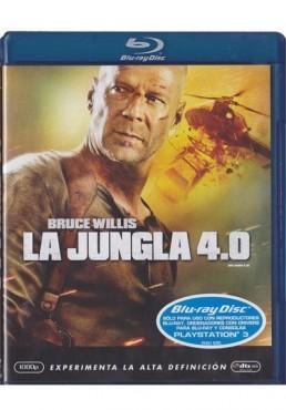 La Jungla 4.0 (Blu-Ray)(Live Free Or Die Hard)