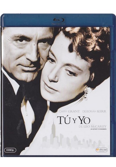 Tu Y Yo (Blu-Ray) (An Affair To Remember)