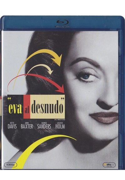 Eva Al Desnudo (Blu-Ray) (All About Eve)