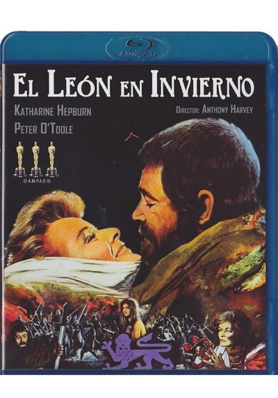 El Leon En Invierno (1968) (Blu-Ray)(The Lion In Winter)