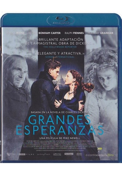 Grandes Esperanzas (2012) (Blu-Ray) (Great Expectations)