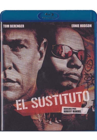 El Sustituto (Blu-Ray) (The Substitute)
