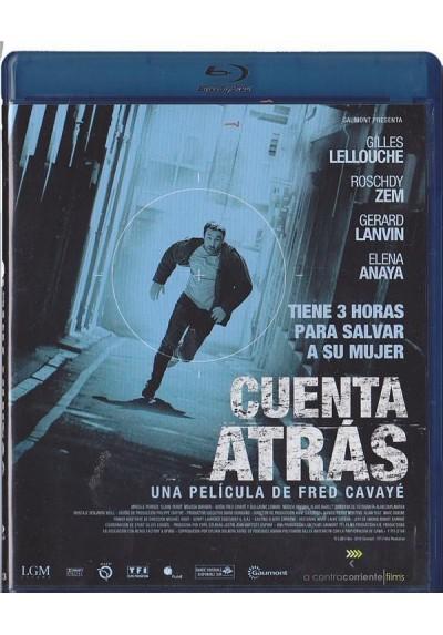 Cuenta Atras (Blu-Ray) (A Bout Portant)